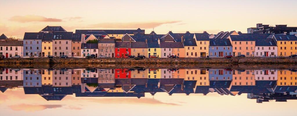 Kom meer te weten over lassies, kastelen en veldslagen tijdens een zelfgeleide audiotour in Galway