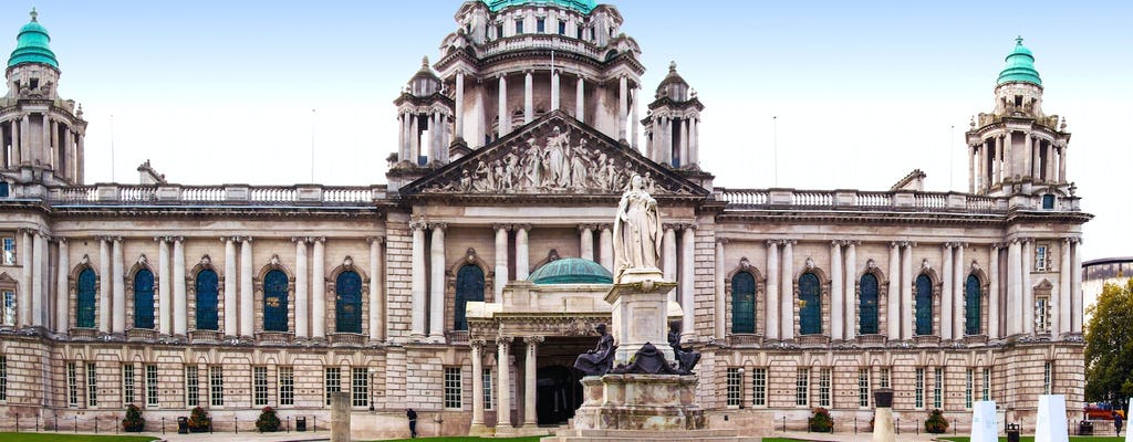 Explore the best of Belfast on a self-guided audio tour