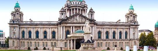 Esplora il meglio di Belfast con un tour audio autoguidato