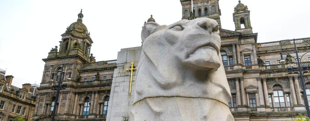 Descubra la ciudad mercantil de Glasgow en un tour de audio autoguiado