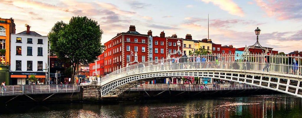 Esplora la Dublino di Turtle Bunbury con un tour audio autoguidato