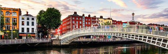 Explore Dublin em Turtle Bunbury em uma excursão autoguiada com áudio