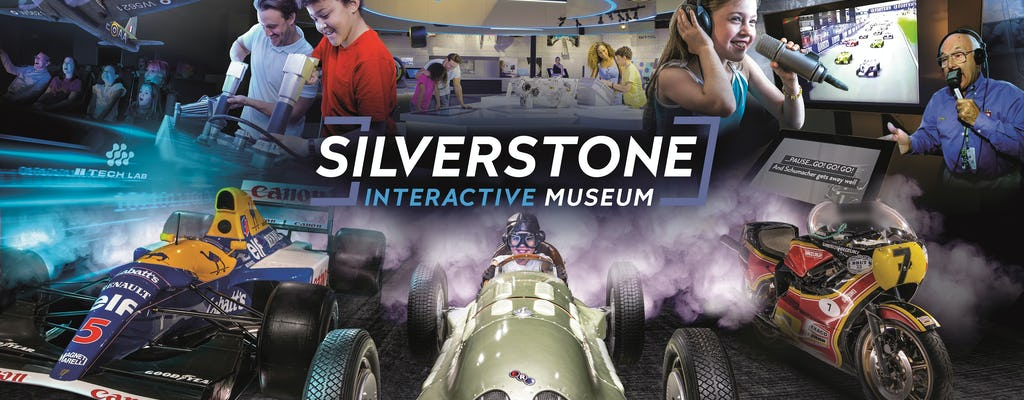 Silverstone Interactive Museum entrance tickets | musement