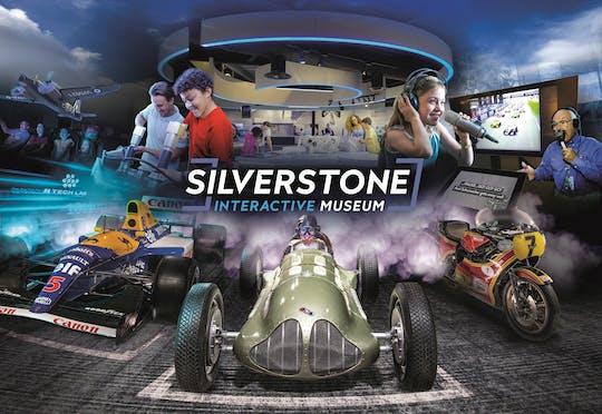 Toegangskaarten voor Silverstone Interactive Museum