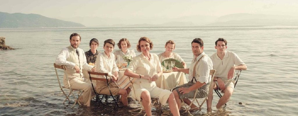 The Durrells inspired walking and boat tour from Corfu