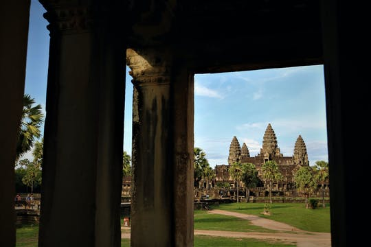 Ganztägige Tempeltour von Angkor