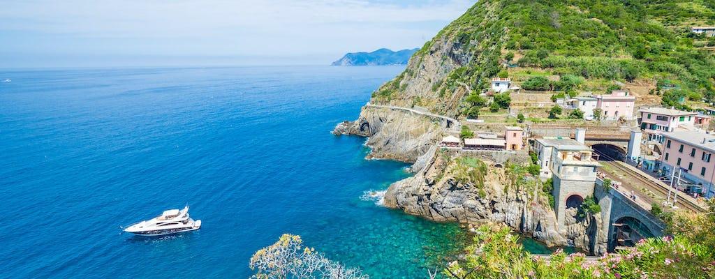 Wycieczka w małej grupie Portovenere i Cinque Terre z Florencji