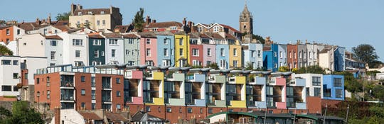 Explore the best of the Old City of Bristol on a self-guided audio tour