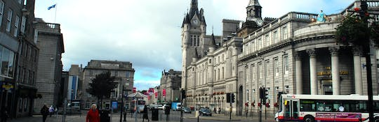 Discover the dark side of Aberdeen on a self-guided audio tour