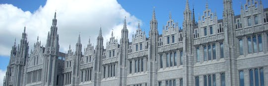 Explore Union Street in Aberdeen on a self-guided audio tour