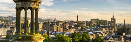 Discover Edinburgh's New Town on a self-guided audio tour