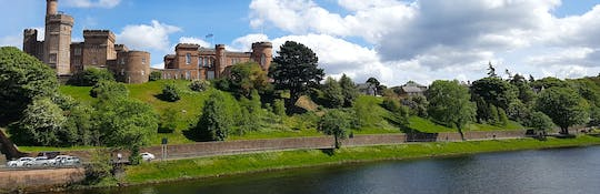 Explore Inverness on a self-guided audio tour