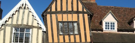 Discover Medieval Lavenham on a self-guided audio tour