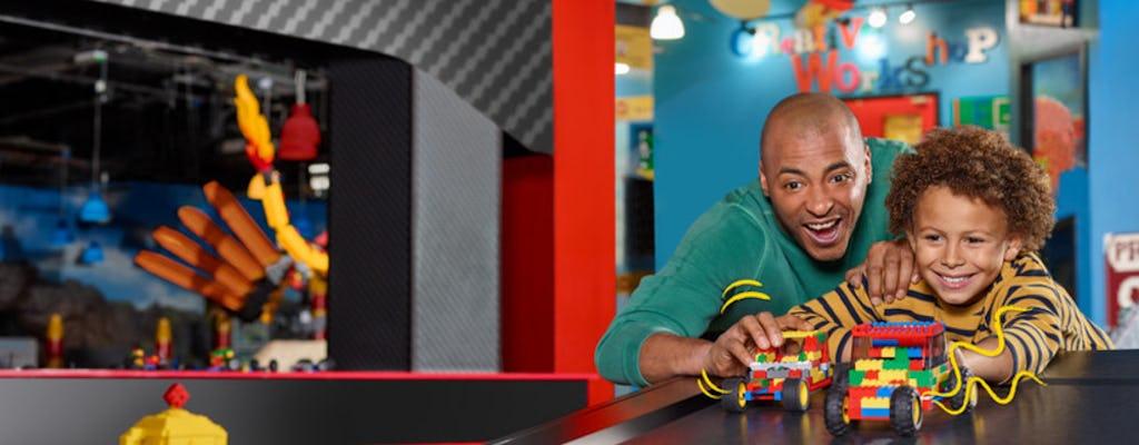 Biglietto d'ingresso generale al Legoland Discovery Center New Jersey
