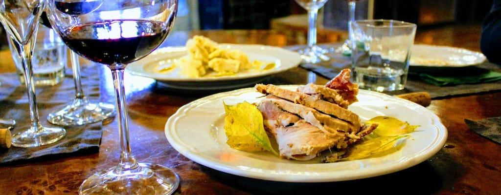 Гастрономический опыт и дегустация вин во Фраскати