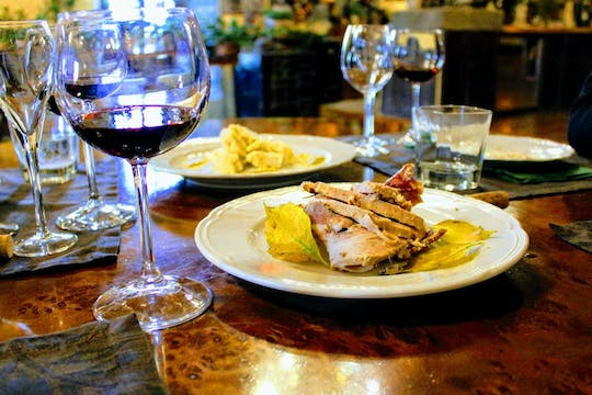 Food experience and wine tasting in Frascati