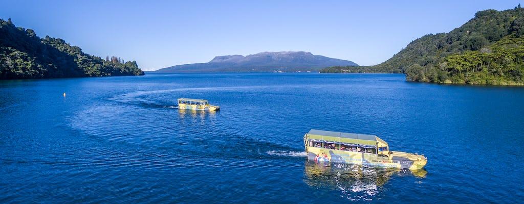 Tarawera and lakes eco tour