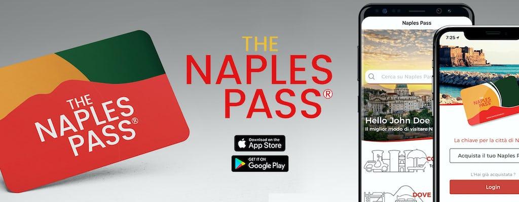 Pase de Nápoles todo incluido de 3 días