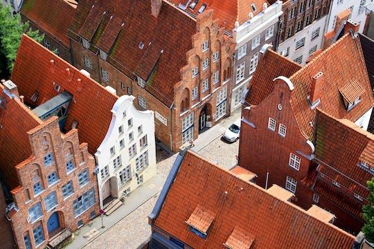 Hanseatic architecture private walking tour in Lübeck