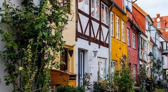 Коридоры и дворы частная пешеходная экскурсия по Любеку