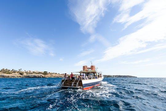 Two-hour Majorca Boat Tour