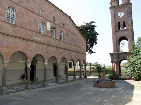 Visite du musée de l'huile d'olive, des salines et des eaux thermales