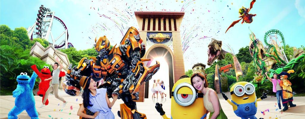 Universal Studios Singapore 1-daagse standaardpas