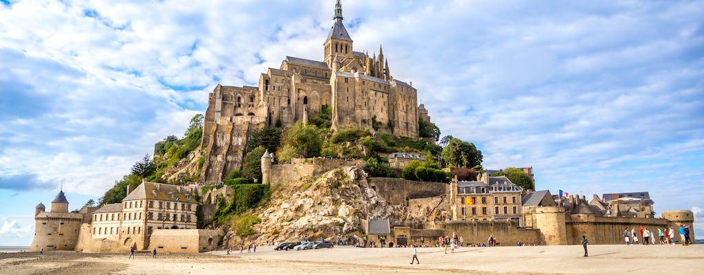 Private Führung durch den Mont Saint-Michel ab Rennes