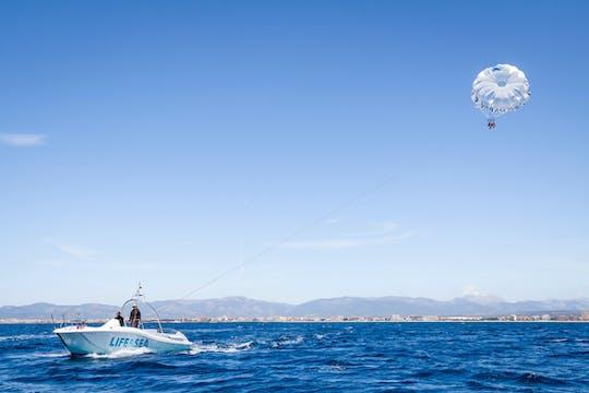 Playa de Palma Parasailing Ticket met Life & Sea