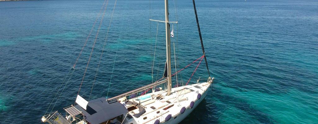 Skopelos Sailing Cruise