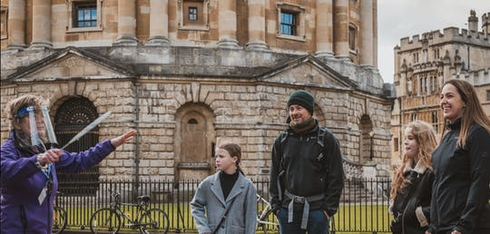 Oxford Official CS Lewis and JRR Tolkien walking tour