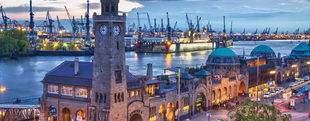 Elbmeile Hamburg private walking tour