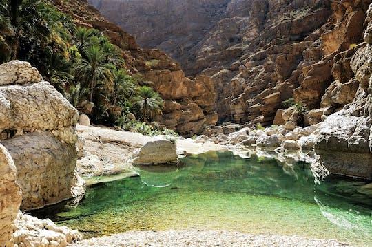 Wadi Shab group tour full-day