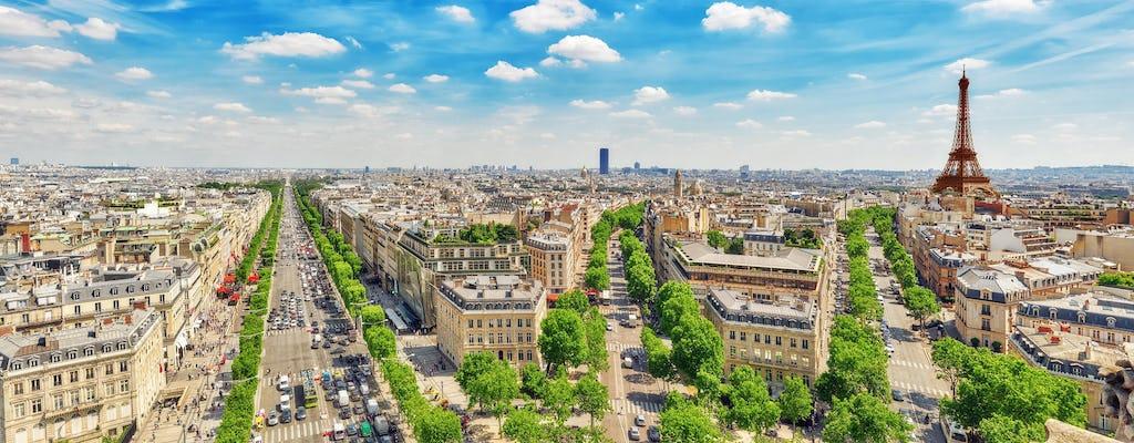 Privétour in Parijs vanuit Le Havre