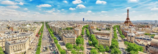 Private tour in Paris from Le Havre