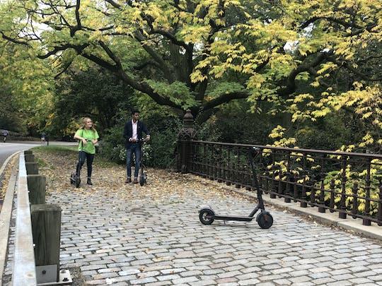 Tour en scooter eléctrico por Central Park