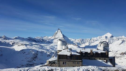 Private geführte Tour ins Alpendorf Zermatt und zum Gornergrat