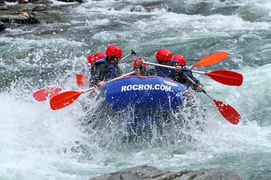 Rafting on River Noguera Pallaresa