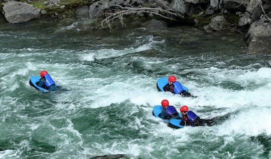 Riverboarding on River Noguera Pallaresa