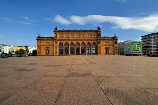 Prywatna wycieczka z przewodnikiem po sztuce współczesnej w Hamburgu