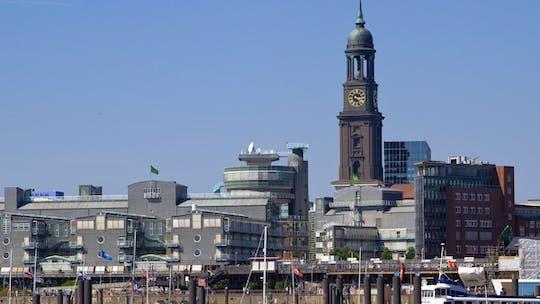 Hamburg's churches private tour