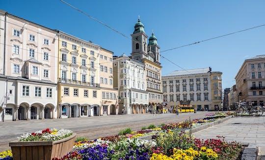 Radtour durch Linz mit privatem Guide