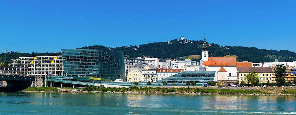 Private family-friendly walking tour in Linz