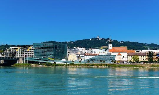 Privater familienfreundlicher Rundgang in Linz