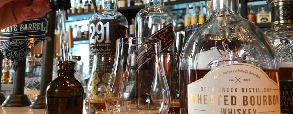 Rundgang durch die Geschichte der Denver-Whisky-Geschichte