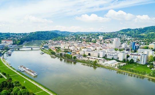 Prywatna wycieczka piesza i rejs po Linz
