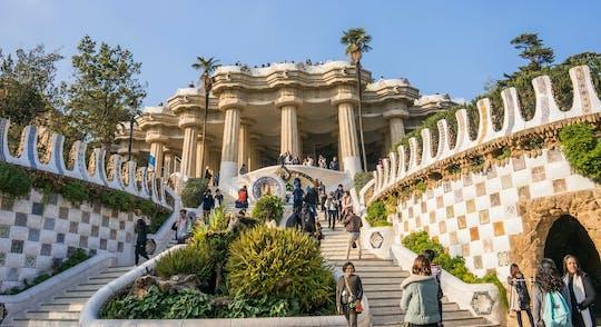 Visite guidée bilingue de la Sagrada Familia et du Park Güell