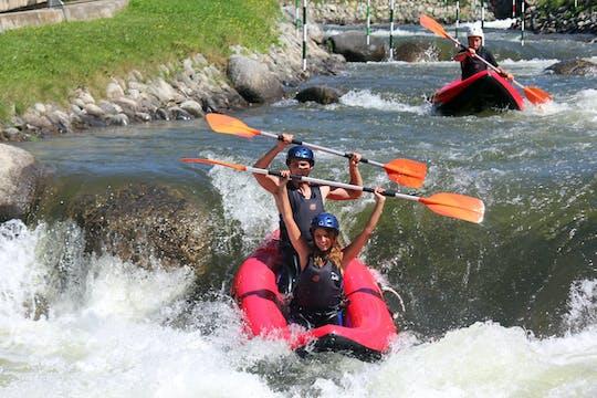 Billet ouvert pour le kayak au Parc del Segre