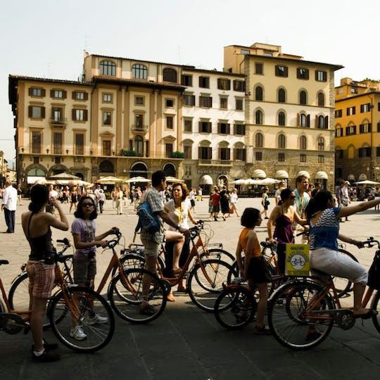 Eko-wycieczka po Florencji rowerem lub skuterem elektrycznym