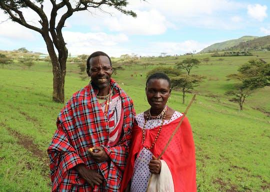 Visite écologique et culturelle masaï au départ de Nairobi